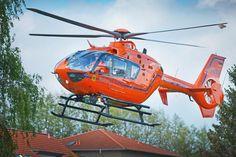 Städtischer Notarztdienst wurde 1976 gegründet +++ »Christoph 13« fliegt seit 40 Jahren