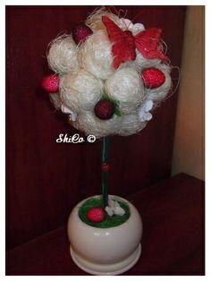 #topiary#handmade#shi_co