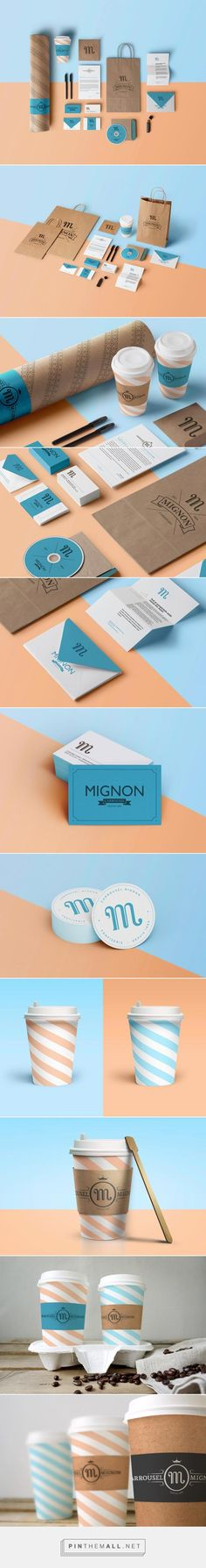 Mignon - Art Direction, Branding, and Packaging by Benoit Galangau