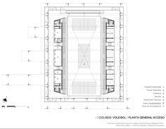 Arquitectos: Giancarlo Mazzanti (Mazzanti Arquitectos) + Felipe Mesa (plan:b)  Ubicación: Medellín, Colombia  Constructor: Coninsa-Ramón H.  Cliente: INDER  Superficie: 30.694 m2  Fecha Concurso: 2008  Fecha de Construcción: 2009  Fotografías: Iwan Baan