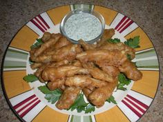 Chef JD's Street Vender Food: Cajun Beer Batter Smelts with Louisiana Green Mayo...