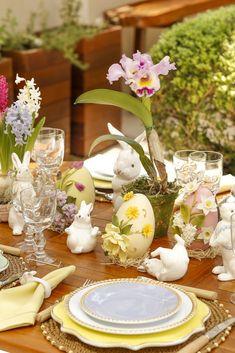 decoração de Páscoa