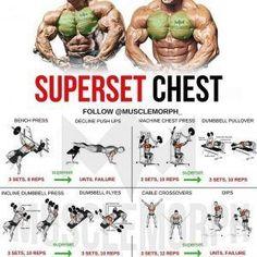 superset chest