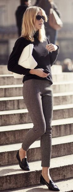 Early Fall Street Chic- Obviously I need to go to London and wear this