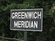 The Greenwich Meridian - where east meets west: Home