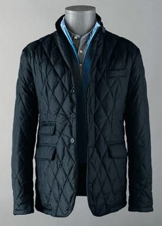 Boggi Quilted Jacket