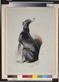 Eos   Royal Collection Trust. Watercolor by Sir Edwin Landseer.