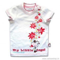 T-Shirt MUMU COW / T-Shirt MUMU COW / As the title says, this T-shirt for a little angel. The substance is very convenient for children.