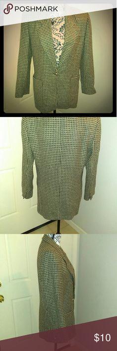 Anne Klein II Three Pocket Blazer Anne Klein II Jackets & Coats Blazers
