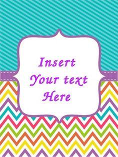Teacher Borders For Word Editable teacher binder covers