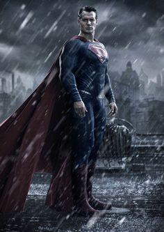 Superman Dawn Of Justice Gallery Print