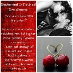 The Italian Stallion Enchanted & Desired by Eva Simone