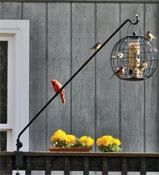 52l-swing-arm-hangers    I would like this for my deck. How easy to refill the bird feeder!