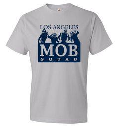 Los Angeles Rams Mob Squad T-Shirt