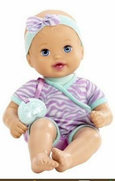 Kids love baby dolls! They are a perfect gift. baby doll, doll, gifts for baby, gifts for toddlers, gift for kids, toys, Christmas gift ideas, baby