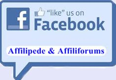 Affiliforums ~ If You Like Us ~ Like Us On Facebook ~