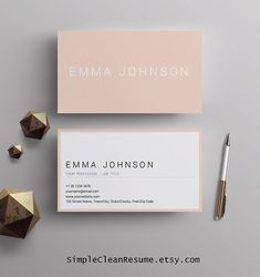 Professional Business Card Template, Printable Business Cards, Premade Business Card Design, Matching Resume Template, Mac and Pc Ms Word Source by estefaniegimeno business Elegant Business Cards, Modern Business Cards, Professional Business Cards, Student Business Cards, Lawyer Business Card, Card Templates Printable, Printable Business Cards, Templates Free, Free Printables
