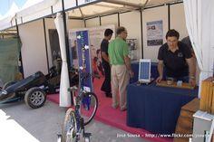 Feira de Sant'iago 2013 – 19Jul – Montagem do Stand