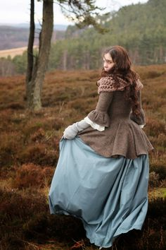 So I am currently quite busy with a number of things. Firstly, I am picking up my new puppy tomorrow so madness is soon going to ensue! 18th Century Clothing, 18th Century Fashion, 90s Fashion, Vintage Fashion, Victorian Fashion, Fashion Ideas, Moda Medieval, 18th Century Costume, Scottish Fashion