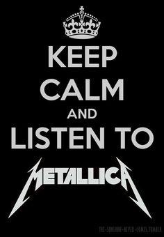 Listen to Mettalica