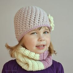 Ravelry: tvorIvka's Multiscarf and Caroline hat