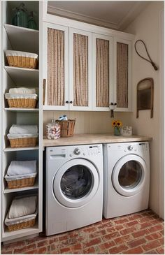 10 Clever Ideas to Store More in Your Laundry Room 9