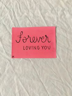 Excited to share this item from my #etsy shop: Bedroom decor, wedding gift, anniversary gift, gift for wife, forever loving you, love sign, relationship sign, marriage sign, mothers day