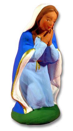 Santon de provence - L'atelier des santons Daniel Coulomb, santonnier à Aubagne