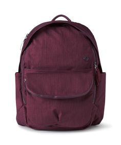 62e123f4d4 This backpack with removeable cross-body bag was designed to store all your  stuff when