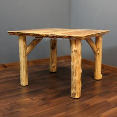 kitchen tables | Small Kitchen? Great Kitchen Table for Rustic Decor - Rustic Cabin ...