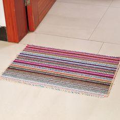 1pc Color Anti-slip Doormat Lovely Bedroom Hall Kitchen Bathroom Door Mats Ottomans Carpet Mats Rugs And Carpets Floor Mats