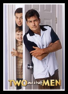 Quadro Poster Series Two and a half Men 7 - Decor10