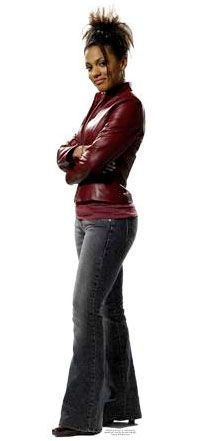 Martha Jones - like the other New Who companions (except maybe River Song) she get to take sensible footwear for granted.