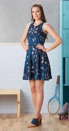 Só na Antix Store você encontra Vestido Lontras Sincronizadas II com exclusividade na internet