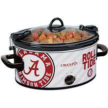 Walmart: Crock-Pot 6-Quart NCAA Slow Cooker, Alabama