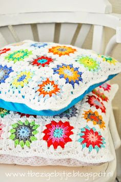 Pretty Crochet Inspiration and Patterns