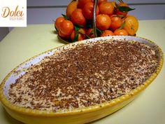 Tiramisù all'Arancia e Cioccolato, la rivisitazione del famoso dolce di dolci senza burro
