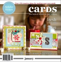 CARDS Magazine Jan 2009 | Northridge Publishing