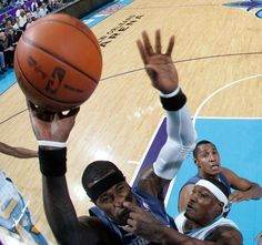 That's a foul, right?