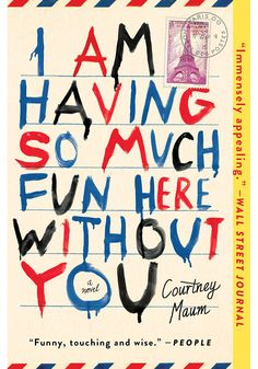 A French woman finds that her husband is having an affair, and she leaves him. But he fights to win her back. Does she trust him? Does she allow herself to fall back in love with him? Courtney Maum's novel, I Am Having So Much Fun Here Without You, delves into the marital issues of infidelity, trust and potential forgiveness.