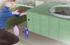 How to Maintain an Air Conditioner: 13 Steps (with Pictures) #\air #conditioner #repairs http://kansas-city.nef2.com/how-to-maintain-an-air-conditioner-13-steps-with-pictures-air-conditioner-repairs/  # How to Maintain an Air Conditioner What should I do if the whole system short circuits and trips the breaker when I turn the air conditioner on? Answered by wikiHow Contributor Check and see if any other appliances lost power when the breaker blew. If they did, the circuit is overloaded…