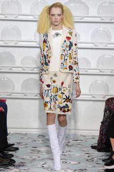 Schiaparelli Spring 2016 Couture Fashion Show