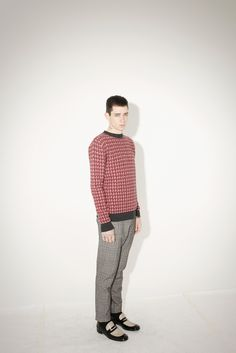 Marc Jacobs Fall 2013 Menswear Collection Slideshow on Style.com