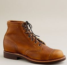 Chippewa Homestead Boots for J. Crew