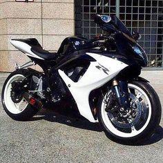 Suzuki gsx r panda Suzuki Bikes, Suzuki Motorcycle, Moto Bike, Cool Motorcycles, Motorcycle Style, Motorcycle Outfit, Motorcycle Fashion, Women Motorcycle, Suzuki Gsx