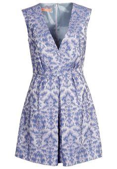Sommerliches Kleid von Matthew Williamson @ Zalando.ch ❤ Denim