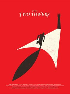 The Two Towers by Matt Chase