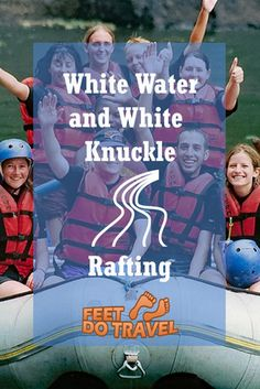 Find out how Angie from The Feet survived (or not) Grade 5 rapids on the River…