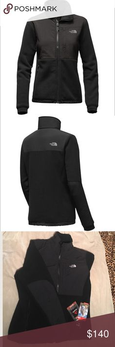 The North Face. Denali. Women's. Black. Large. NWT WOMEN'S DENALI 2 JACKET.                                100% Authentic!                                                       Never worn/ BRAND NEW WITH TAGS!                 Color: black.              Size : Large.                           ** please do not send low ball offers** The North Face Jackets & Coats