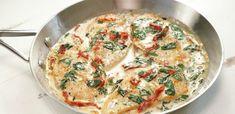 Mais uma receita italiana de dar água na boca: prepare este saboroso Frango à Toscana, ideal para qualquer ocasião. E fica pronto em 30 minutos. Veja agora!